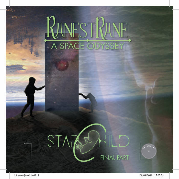 RanestRane – A Space Odyssey Part. 3: Starchild Lp Gatefold